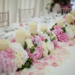 Romantic Top Table